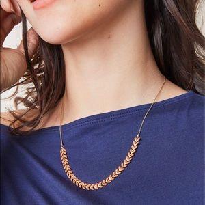 NWOT Stella & Dot Sarees Necklace